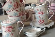 Greengate cups