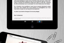 Newsletter / Quelques exemples de newsletters de l'agence Libellule