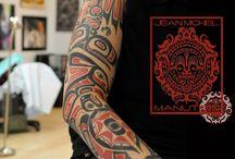 Haida Tattoo