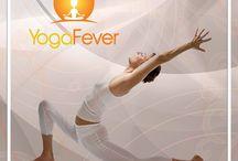 Fever / Hot yoga rocks.