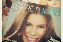 Sekret Urody - instagram style :) / Nasze instagramowe zdjęcia. Będzie trochę o życiu firmy, trochę o konkursach, o nowościach kosmetycznych i naszym magazynie lifestylowym Sekret Urody. :)