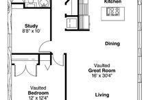 House plan ideas / by Kimberly Gallego