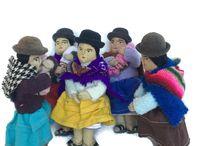 Bolivian Dolls