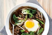 Soups and Stews / Whether hot or cold, a bowl of soup is always a winning meal idea!
