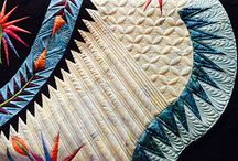 I want my quilting to be this good