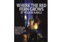 Teaching Where the Red Fern Grows by Wilson Rawls