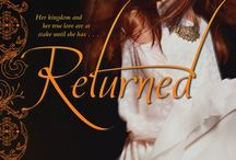 RETURNED: Book 3 of the FORBIDDEN Trilogy!!