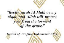 Prophet Muhammad PBUH sayings (Hadith)