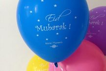 Ramadan en Eid decoratie