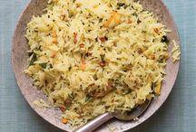 South Indian vegan food