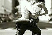 dance posing