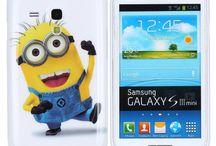 Samsung Galaxy S3 mini hoesjes / Hoesjes voor de Samsung Galaxy S3 mini, aangeboden door Telefoonhoesjestore.nl!