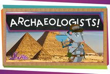Paleontology & archeology