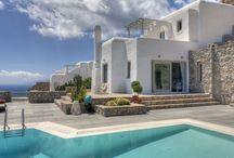 Villa Namos I / Mykonos