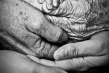 Hands, Touching Hands, Reaching Out