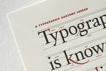 Design {typography & graphic design}