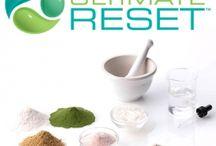 Ultimate Reset {optimize, alkalinize & detox}