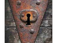 DOORS and HARDWARE / by Elizabeth Bell