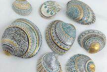 Arte en conchas