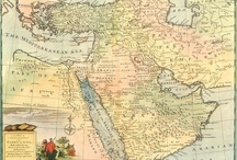 Old Maps / Maps, before satellites and Google Earth gave us a clear picture of our beloved blue planet!