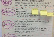 Questions / Questions in classroom