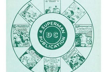DC House Ads / by GCD Grand Comics Database