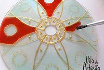 CD pintados
