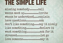 Simplicity is beautiful