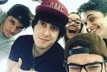 youtubers!❤
