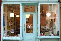 Storefronts and Window Displays / by Sweet Fix