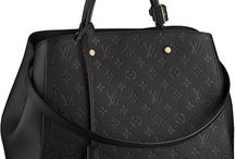 Louis Vuitton and YSL