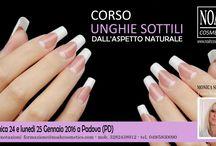 CORSO UNGHIE SOTTILI Noah Cosmetics
