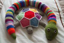 Apache Tears crochet pattern.