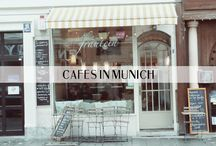 | Cafés in Munich | / The best coffee places in munich on munichinside.de   / by Munich Inside