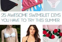 swim suits diy