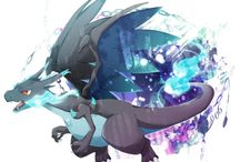 ☆Charizard☆ / Charizard is my favourite pokemon! I love his Mega X form the most. The best pokemon 4ever!!!★★★