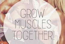 Grow Muscles Together!