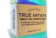 soap for...