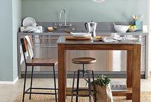 Kitchen Island Ideas / by Joanna May