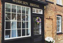 Woburn Bridal // Our shop