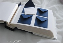 wedding guest 'books' / by Stephanie Adams