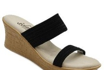 Fashions for the Feet / We love flip flops, sandals and thongs...let your toes do the talking! / by Chivilla Bay