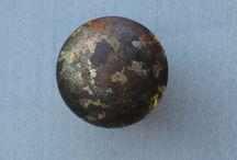 Decorazioni in foglia / Decorare usando la foglia in tutte le sue varianti: oro, argento, rame e bronzo