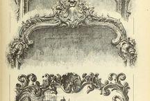 baroque paterns,fames