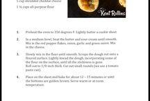 Kent Rollins recipes