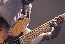 Jazz and Bass / Beautiful music and instruments