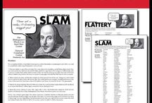 Texts / Examples of different texts and resources for studying them