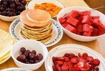 Recipes / Healthy meals and snacks for your family to enjoy