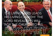 Prophets, Seers, and Revelators