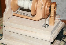 spinning and weaving tools have or wants